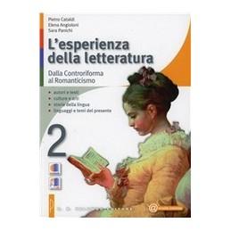 ESPERIENZA-DELLA-LETTERATURA-VOL2-STUDIARE-CON-SUCCESSO-DALLA-CONTRORIFORMA-ROMANTICISMO