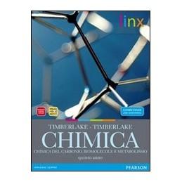 CHIMICA--QUINTO-ANNO-CARBONIOBIOMOLECOLEMETABOLISMO-Vol