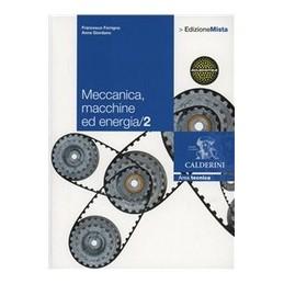 MECCANICA-MACCHINE-ENERGIA-2-SET-VOLONLINE