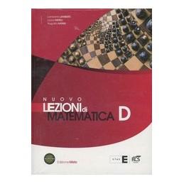 NUOVO-LEZIONI-MATEMATICA-TOMO--EDIZIONE-MISTA---ESPANSIONE-ONLINE-VOL