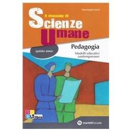 MANUALE-SCIENZE-UMANE-PEDAGOGIA