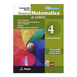 NUOVA-MATEMATICA-COLORI-VOL4-EDVERDE