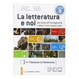 LETTERATURA-NOI--VOL3VOL4-CON-BOOK-CON-ESPANSIONE-ONLINE
