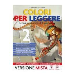 COLORI-PER-LEGGERE-VOLUME-CON-STORIE-DEI-EROI-QUADERNO-COMPETENZE-LETTURA