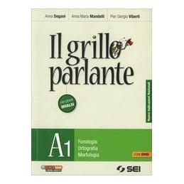 GRILLO-PARLANTE--2013-CON-NUOVE-INDICAZIONI-NAZIONALI---PACK-VOL----