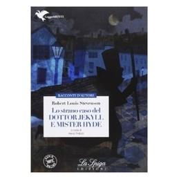 STRANO-CASO-DEL-DOTTOR-JEKYLL-MISTER-HYDE--Vol