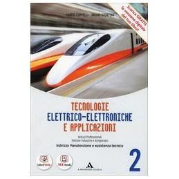TECNOLOGIE-ELETTRICO-ELETTRONICHE-APPLICAZIONI-VOLUME-BOOK--RISORSE-DIGITALI-VOL