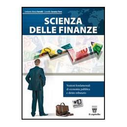 SCIENZA-DELLE-FINANZE--LIBRO-MISTO-EDIZIONE-2013-Vol