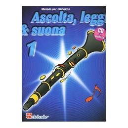 ASCOLTA-LEGGI-SUONA-METODO-PER-CLARINETTO-Vol