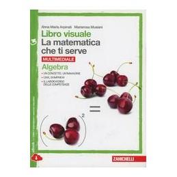 MATEMATICA-CHE-SERVE-CONF3-ALGEBRA--GEOMETRIA-LIBRO-VISUALE-LDM