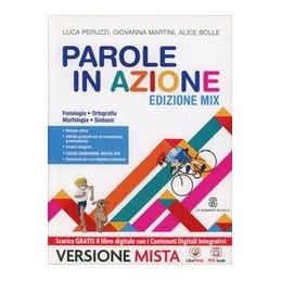 PAROLE-AZIONE-EDIZIONE-MIX-VOLUME-UNICO-ME-BOOK-CDI