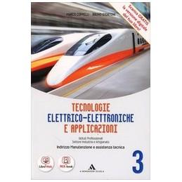 TECNOLOGIE-ELETTRICOELETTRONICHE-APPLICAZIONI-VOLUME-PER-5-ANNO-ME-BOOK-CDI