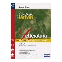 AUTORI-LETTORI-LETTERATURA-SET-MINOR
