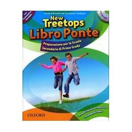 TREETOPS-NEW-LIBRO-PONTE-BOOKPOCKET-GRAMMAR-CD