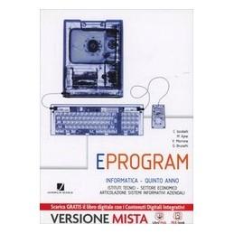 EPROGRAM-SIA-VOLUME-PER-5-ANNO-ME-BOOK-CDI