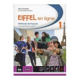 EIFFEL-LIGNE-VOLUME-LIVRE-ELEVE-CAHIER-CON-EBOOK