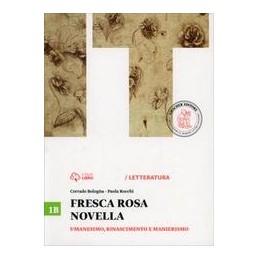 FRESCA-ROSA-NOVELLA-VOLUME-UMANESIMO-RINASCIMENTO-MANIERISMO