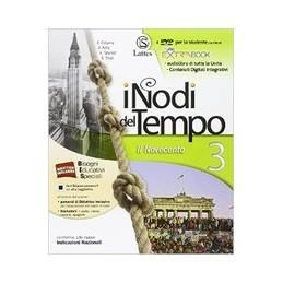 NODI-DEL-TEMPO-VOLUME-CON-DVD-ROM-CARTE-STORICHE-PREPARO-PER-LINTERROGAZIONE