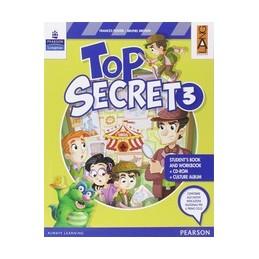 TOP-SECRET-LIBRO-CARTACEO-FASCICOLO-CD-ROM-VOL