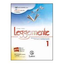 LEGGERMENTE-VOL-CON-DVD-ROM-IL-MITO-LEPICA-LIBRO-DELLE-COMPETENZE-ONLINE-Vol