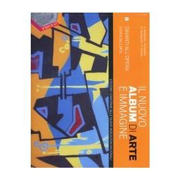 NUOVO-ALBUM--ARTE-IMMAGINE-B-EDIZIONE-PLUS-Vol
