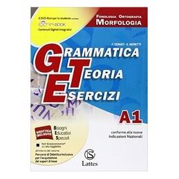 GRAMMATICA-TEORIA-ESERCIZI-VOLA1-CON-DVD-PRINGRA2BC-ONLINED-ONLINE-FONOL-ORTOG-MORF