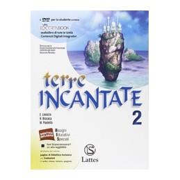 TERRE-INCANTATE-VOL2-CON-DVDROMLETTERATURA-TEATRO