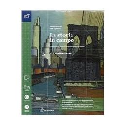 STORIA-CAMPO-VOL3-CON-QUADERNO-LET-CONTEMPORANEA
