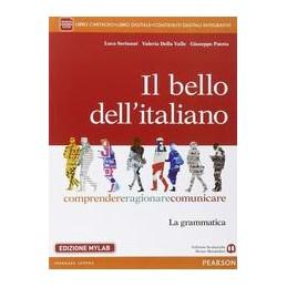 BELLO-DELL-ITALIANO-GRAMMATICA-COMUNICAZIONE-MYLAB