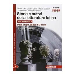STORIA-AUTORI-DELLA-LETTERATURA-LATINA-VOLUME--ITINERA-COMPONE-EDIZIONE-ROSSA