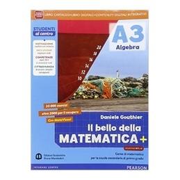 BELLO-DELLA-MATEMATICA-VOL3-ALGEBRA--GEOMETRIA-CON-MATEVISUAL