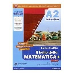 BELLO-DELLA-MATEMATICA-VOL2-ARITMETCA-GEOMETRIA-CON-MATEVISUAL