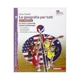 GEOGRAFIA-PER-TUTTI-VOLUME--TERRA-GENERALE-PAESI-EXTRAEUROPEI