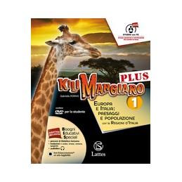 KILIMANGIARO-PLUS-VOL-CON-DVD-ATL-1TAVMI-PRINTQCOMPINV-ONLINE-EUROPA-ITALIA-PAESAG