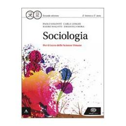 SOCIOLOGIA--LSU-VOLUME-UNICO-VOL