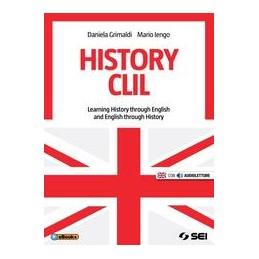 HISTORY-CLIL-PRE--QUINTO-ANNO-Vol