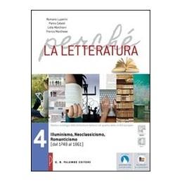 PERCH-LETTERATURA-VOL4-EBOOK-ILLUMINISMO-NEOCLASSICISMO-ROMANTICISMO