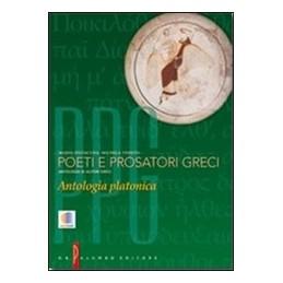 POETI-PROSATORI-GRECI-ANTOLOGIA-PLATONICA-CON-BOOK-CON-ESPANSIONE-ONLINE-PER-LICEO-CLASSI