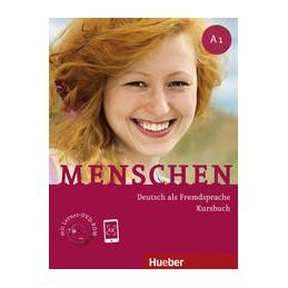 MENSCHEN-KURSBUCH-KURSBUCH-MIT-DVD-ROM-Vol