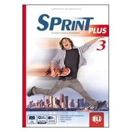 SPRINT-PLUS-VOL3-CON-BOOK-PER-SCUOLA-MEDIA