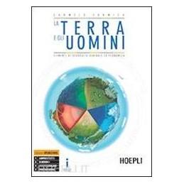 TERRA-GLI-UOMINI-VOLUNICO--ELEMENTI-GEOGRAFIA-GENERALE-ECONOMICA