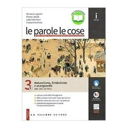 PAROLE-LE-COSE-VOL3A-PROMETEO-EBOOK-WEBOOK-NATURALISMO-SIMBOLISMO-AVANGUARDIE-DAL