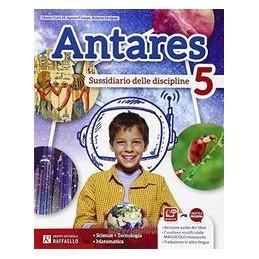 ANTARES-MATEMATICA-SCIENZE--Vol