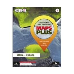 MAPS-PLUS-VOLUME-1FASCICOLO-1ATLANTE-1REGIONI-VOL