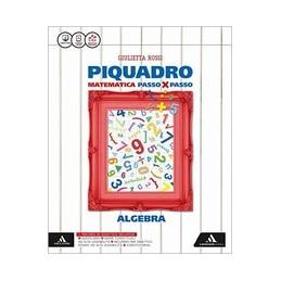 PIQUADRO-ALGEBRAGEOMETRIA-Vol