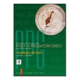 POETI-PROSATORI-GRECI-ANTOLOGIA-DEI-LIRICI-DELLETA-ARCAICA-ALLELLENISMO-Vol