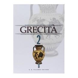 GRECIT-VOL-STORIA-DELLA-LETTERATURA-GRECA-CON-ANTOLOGIA-CLASSICI-PERCORSI-TEMATICI