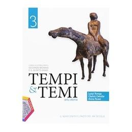 TEMPI-TEMI-DELLA-STORIA-VOL-IL-NOVECENTO-LINIZIO-DEL-XXI-SECOLO-VERSO-LESAME-STATO-Vol