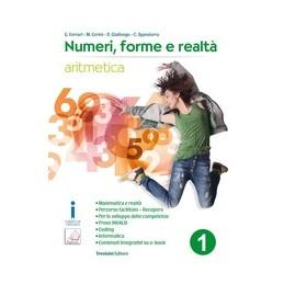 NUMERI-FORME-REALT--VOL1-ARITMETICA--GEOMETRIA