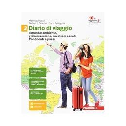 DIARIO-VIAGGIO-VOL3-IL-MONDO-AMBIENTE-GLOBALIZZAZIONE-DIVARI-CONTINENTI-PAESI